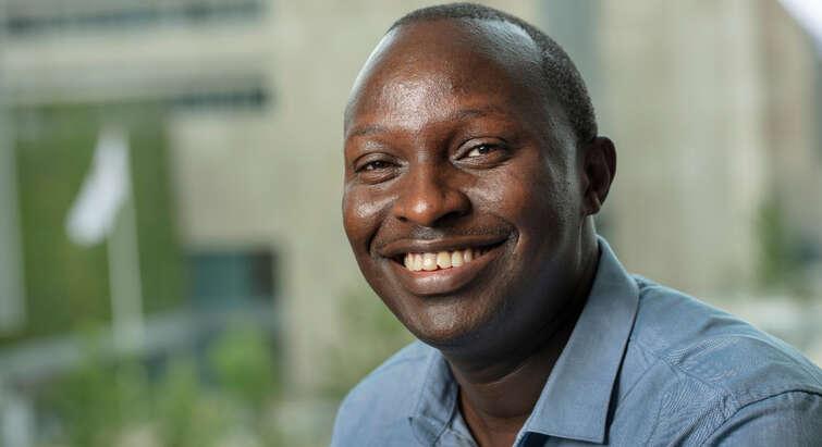 Portrait of Moses Kasigazi